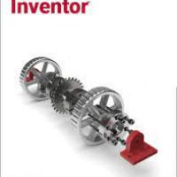 نمونه سوال نقشه کشی صنعتی با نرم افزار invertor فنی و حرفه ای